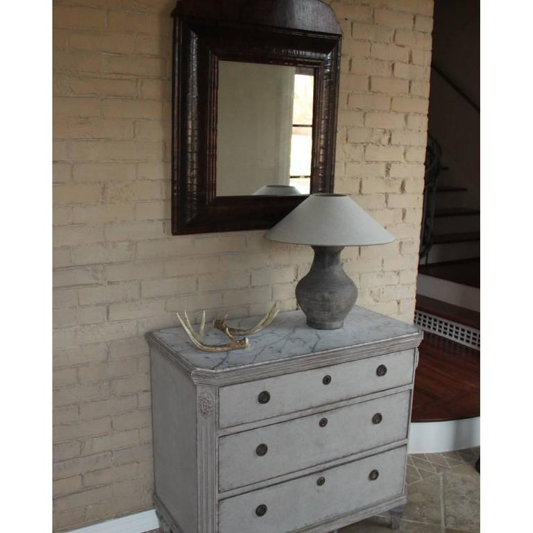 Chinese Han Dynasty Unglazed Vase Antique Table Lamp 8