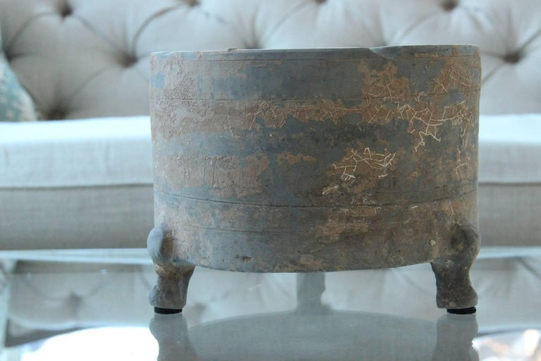 Han Dynasty Period Lian In Excellent Condition For Sale In Wichita, KS