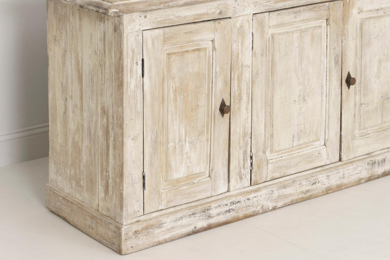 19th Century French Provençal Louis Philippe Style Enfilade in Original Patina For Sale 12