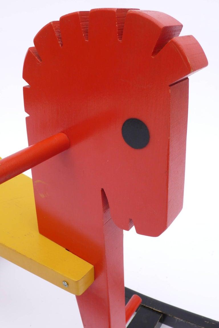 Konrad Keller Rocking Horse For Sale 1