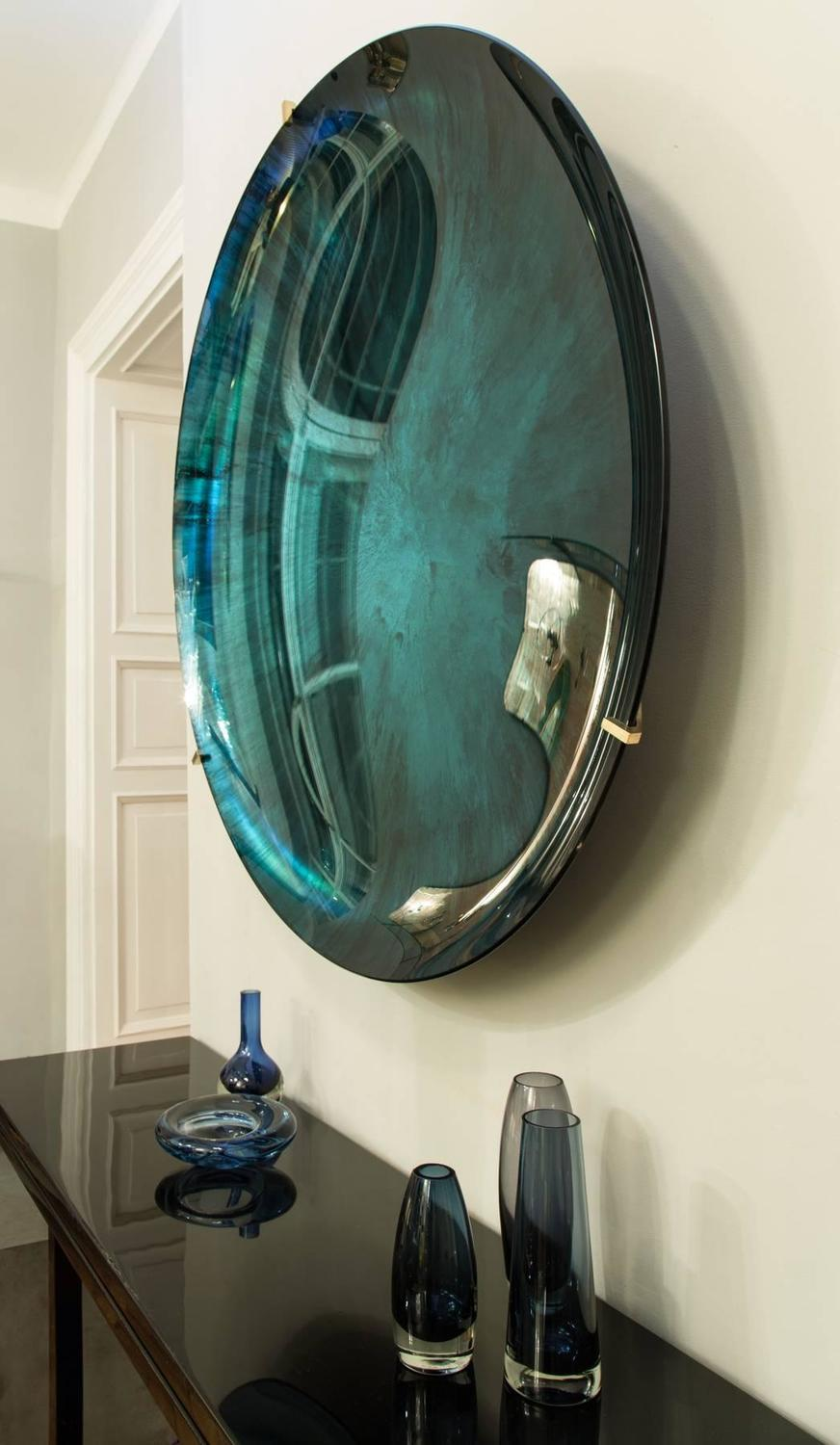Concave mirror by christophe gaignon france 2015 at 1stdibs for Concave mirror