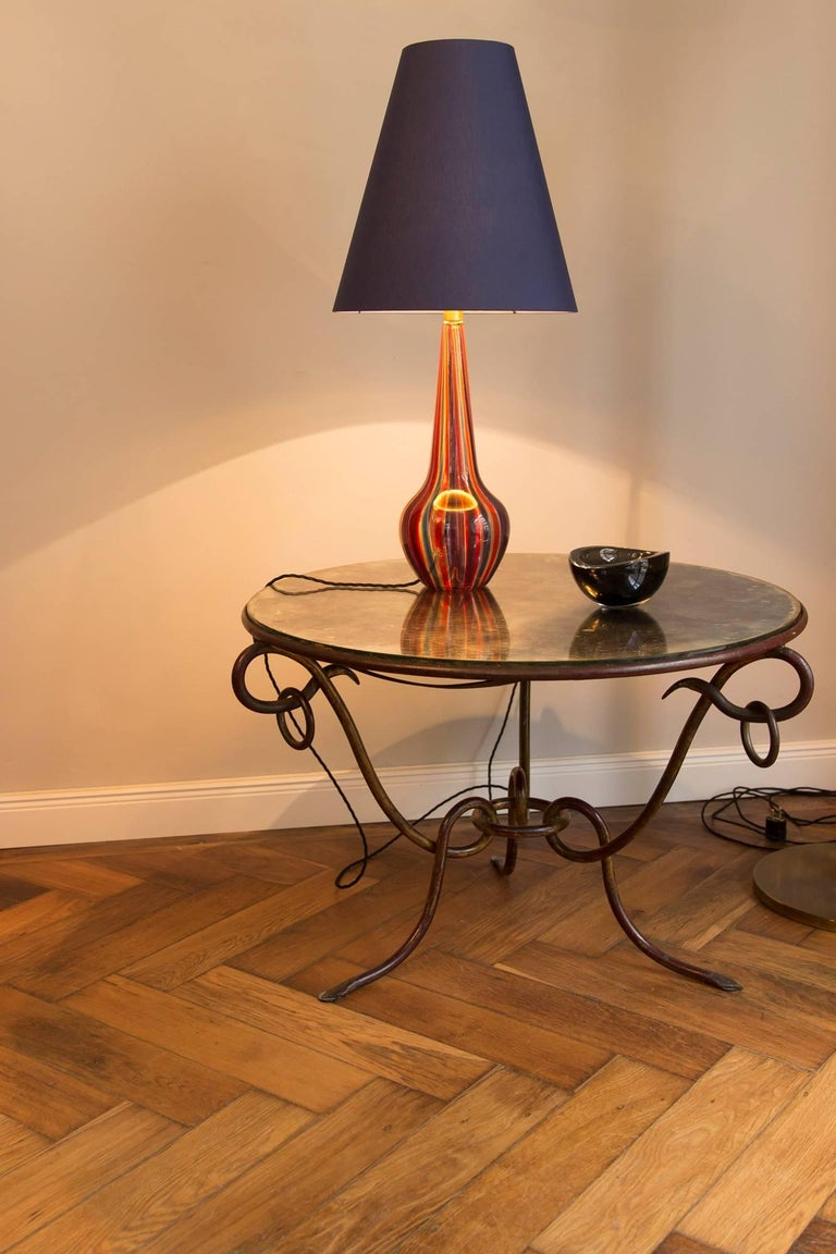 Table Lamp by Barovier & Toso, Italy, circa 1950 2