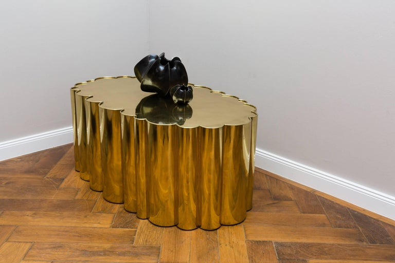 "Bronze Vases ""Starfruit"" Objects 6"