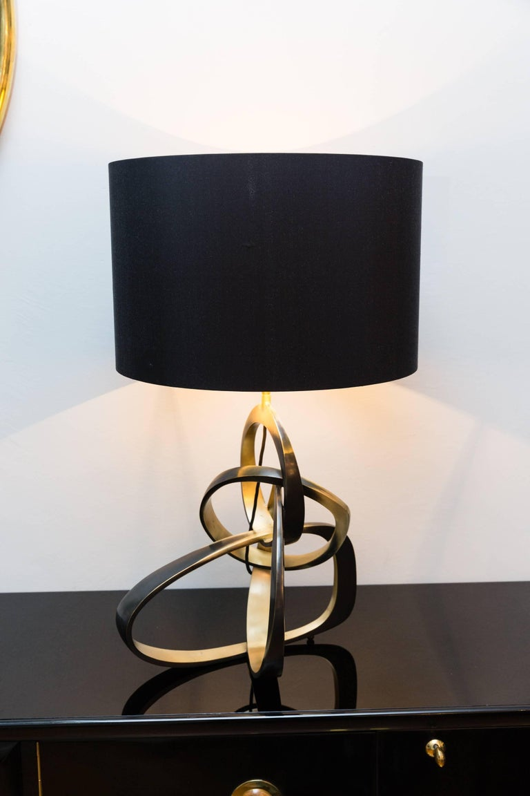 "Modern Table Lamp ""Rings"" Limited Edition, Germany, 2017 For Sale"