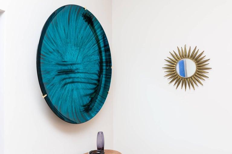 Christophe Gaignon Concave Mirror Object, France, 2017 For Sale 1
