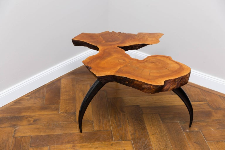 Unique Coffee Table by Jaro Komon, Germany, 2015 3