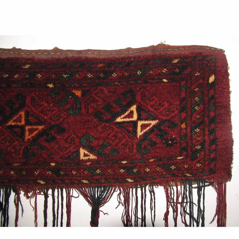 Beautiful Turkmen Yomut Torba For Sale At 1stdibs