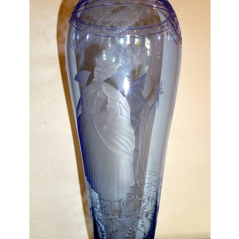 Large Vase by Guido Balsamo Stella for S.A.L.I.R 9