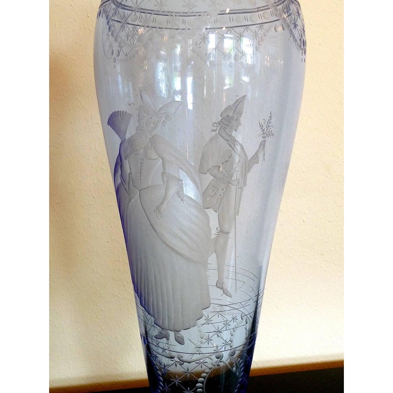 Large Vase by Guido Balsamo Stella for S.A.L.I.R 6