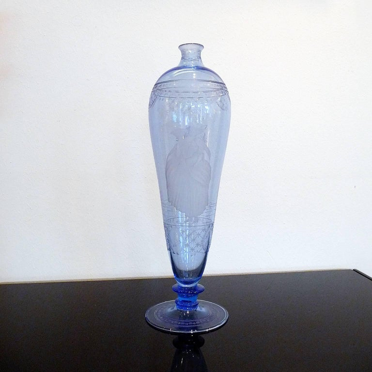 Large Vase by Guido Balsamo Stella for S.A.L.I.R 5