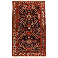Vintage Persian Rug Malayer