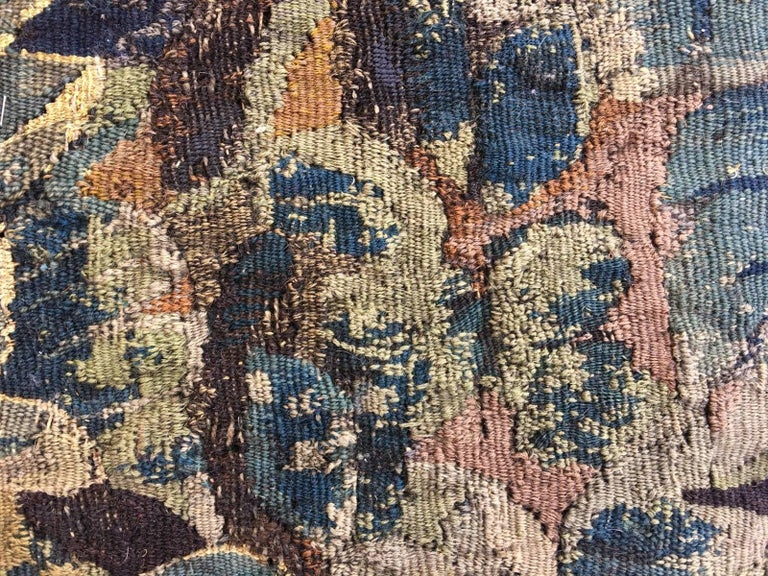 Wool Mid-18th Century Antique French Gobelin Tapestry For Sale