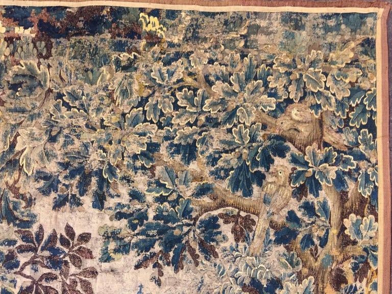 Mid-18th Century Antique French Gobelin Tapestry For Sale 3