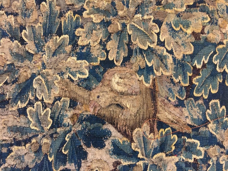 Mid-18th Century Antique French Gobelin Tapestry For Sale 5