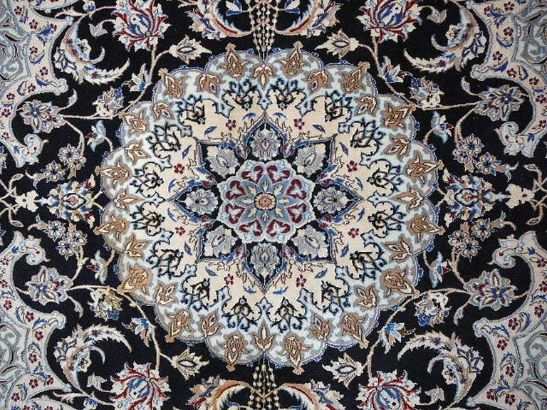 Very Fine Nain Rug In Good Condition For Sale In Lohr, Bavaria, DE