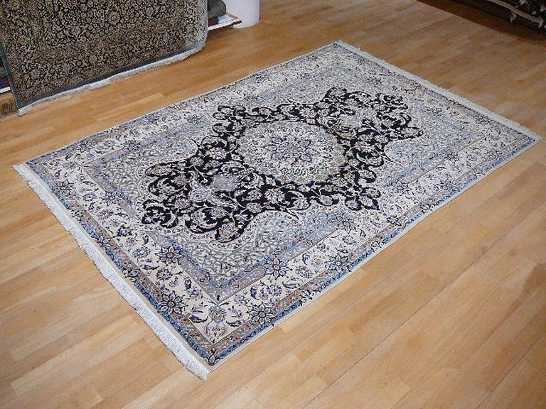Very Fine Nain Rug For Sale 1