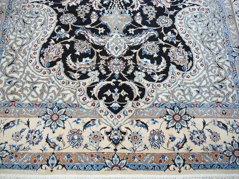Very Fine Nain Rug For Sale 2