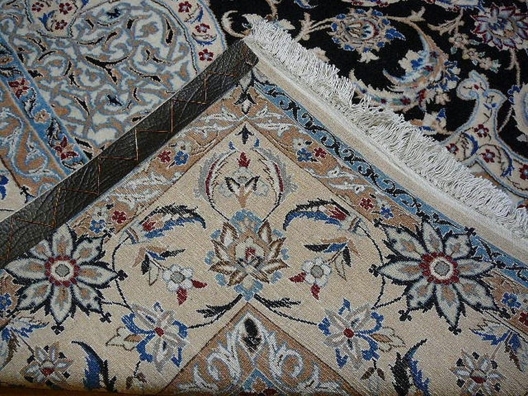 Very Fine Nain Rug For Sale 4