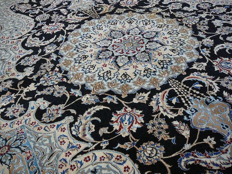 Very Fine Nain Rug For Sale 5