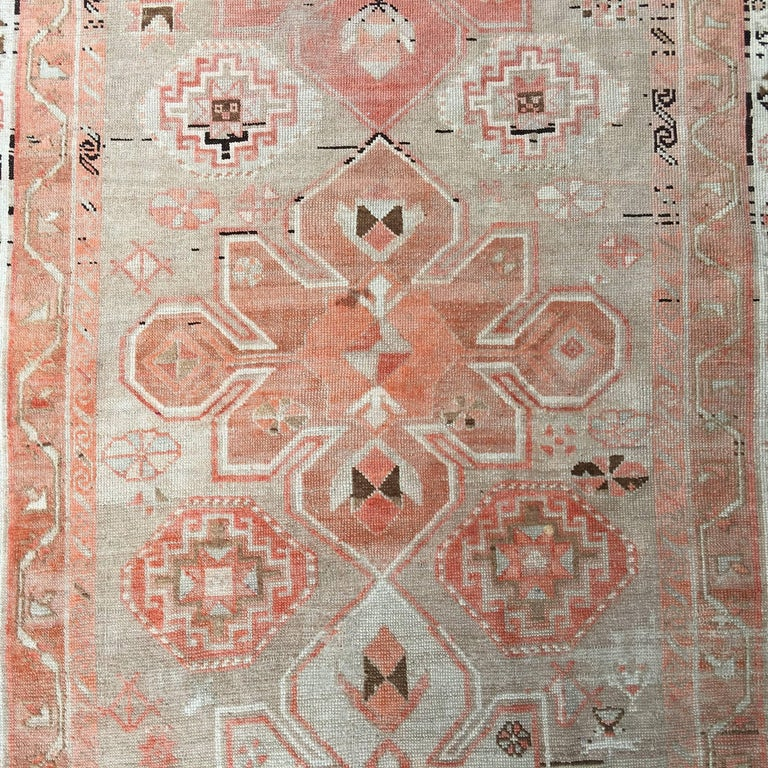Antique Caucasian Karabagh Rug For Sale 4