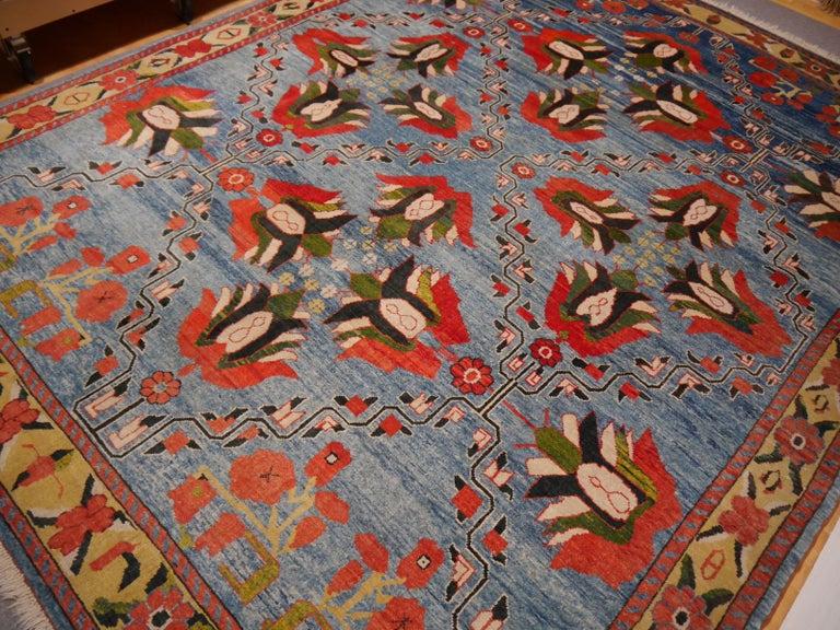 Vintage Turkish Rug For Sale 1