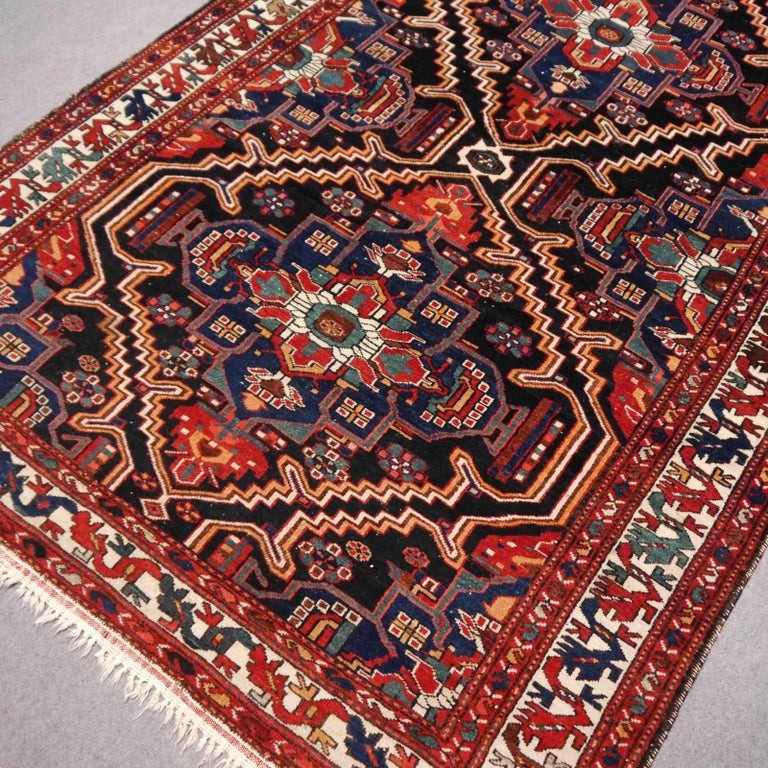 Western Ma Rugs: Vintage Persian Rug Malayer At 1stdibs