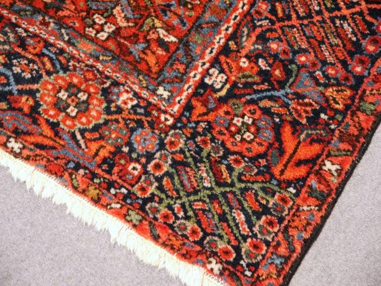 Heriz Persian Antique Rug For Sale 2