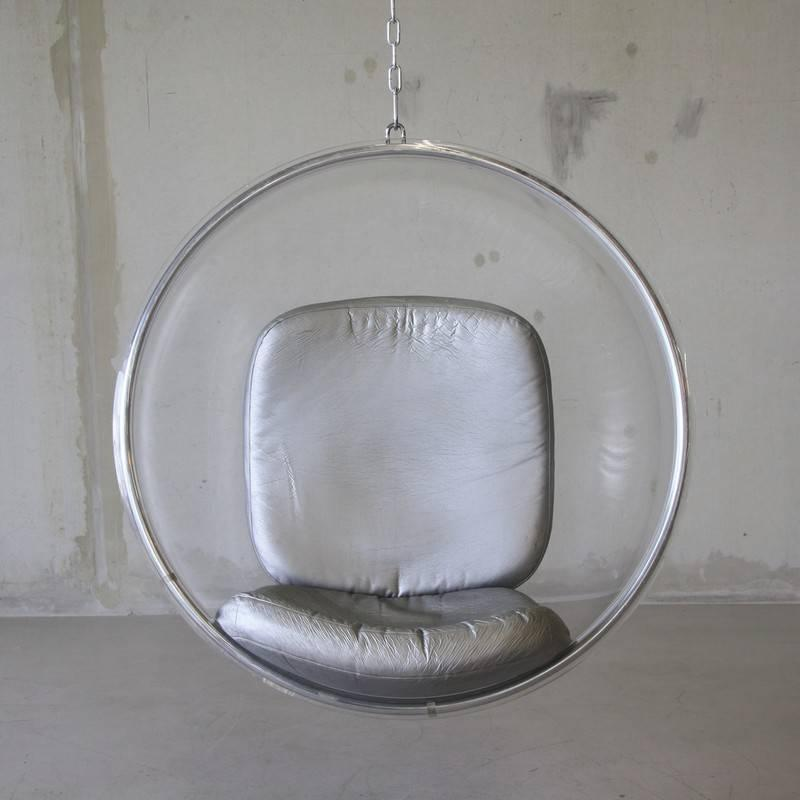 eero aarnio bubble chair 1960 39 s at 1stdibs. Black Bedroom Furniture Sets. Home Design Ideas