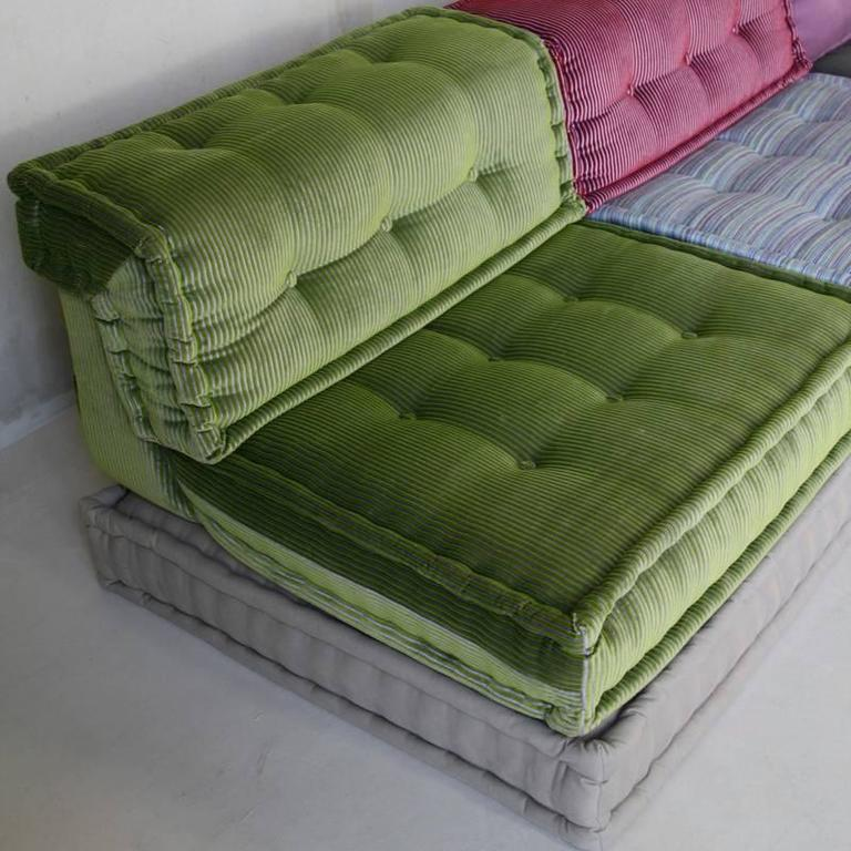 mah jong the sofa by roche bobois at 1stdibs. Black Bedroom Furniture Sets. Home Design Ideas
