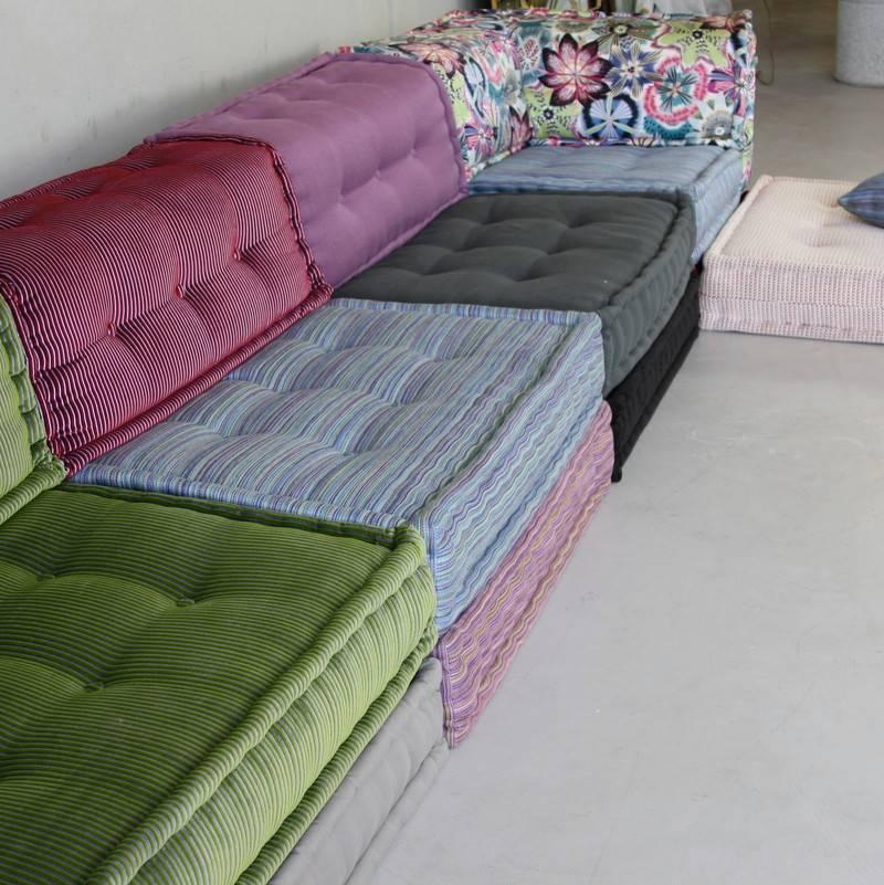 Mah jong the sofa by roche bobois at 1stdibs for Roche bobois canape mah jong