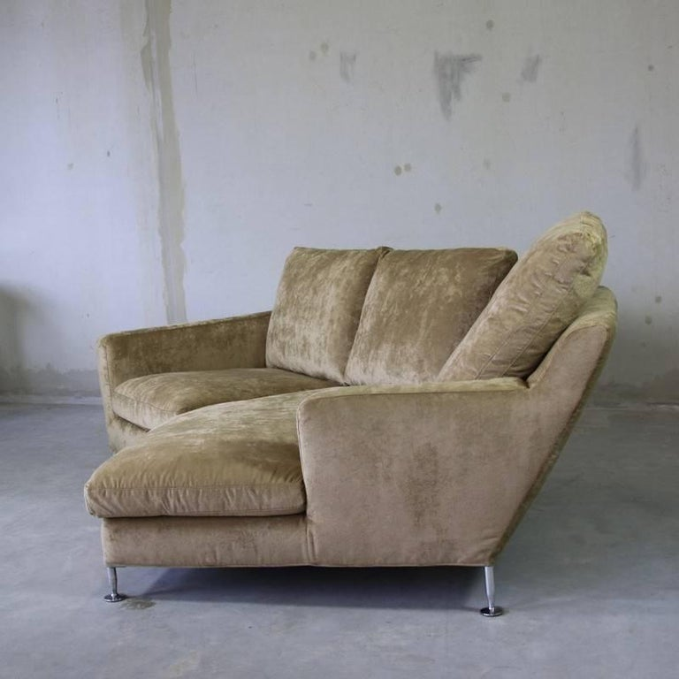 Small Corner Sofa By Antonio Citterio For Sale At 1stdibs
