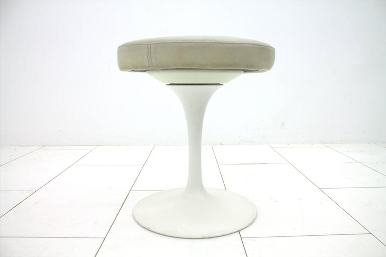 Eero Saarinen stool by Knoll International