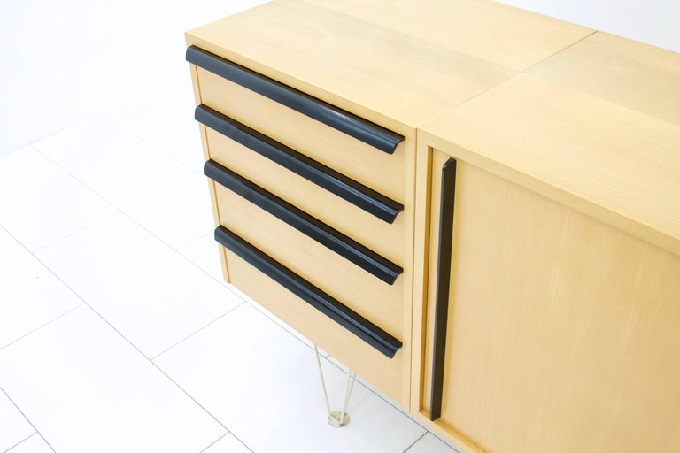 Mid-Century Modern Alfred Altherr Sideboard for Freba Switzerland, 1955 For Sale