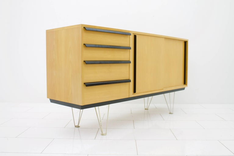 Swiss Alfred Altherr Sideboard for Freba Switzerland, 1955 For Sale