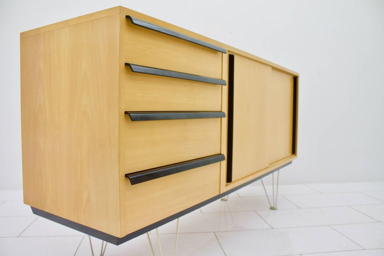 Alfred Altherr Sideboard for Freba Switzerland, 1955 For Sale 1