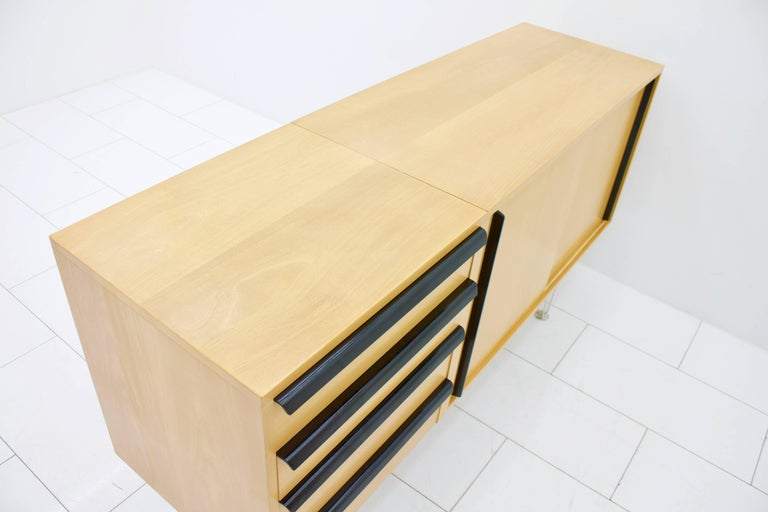 Alfred Altherr Sideboard for Freba Switzerland, 1955 For Sale 3