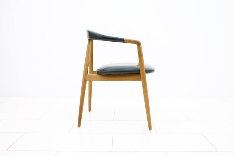 Rare Armchair by Helmut Magg, Germany, 1950s 3