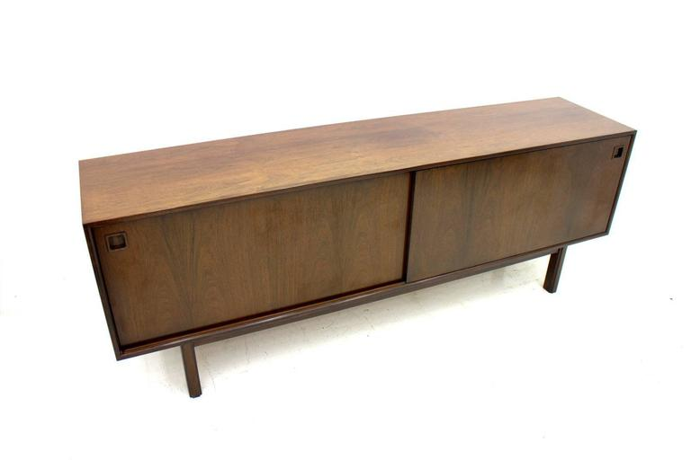 Sideboard by Gunni Oman Mod. 21, Omann Jun Møbelfabrik 1965. Very good condition!  Worldwide shipping.
