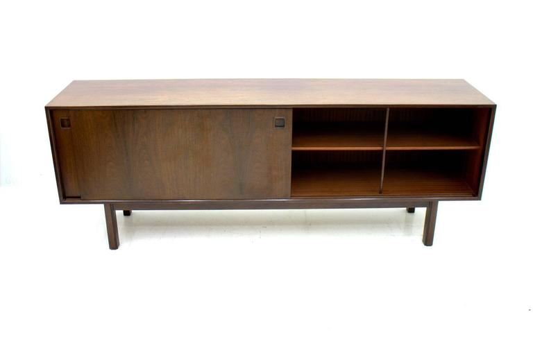 Wood Gunni Omann Sideboard, Denmark, 1965 For Sale