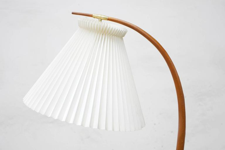 Danish modern bow floor lamp by severin hansen jr haslev 1956 scandinavian modern danish modern bow floor lamp by severin hansen jr haslev 1956 aloadofball Image collections
