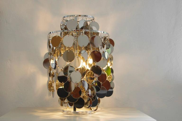 Fun Lamp table lampverner panton fun 2ta, 1964 for sale at 1stdibs