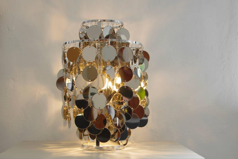 table lamp by verner panton fun 2ta 1964 for sale at 1stdibs. Black Bedroom Furniture Sets. Home Design Ideas