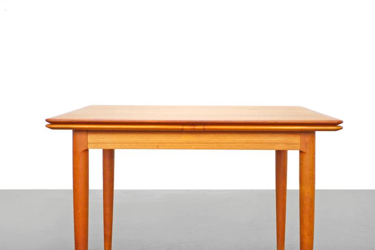 Esstisch Danish Teak ~ Danish Modern Teak Dining Table by Skovmand and Andersen, 1960s at 1stdibs
