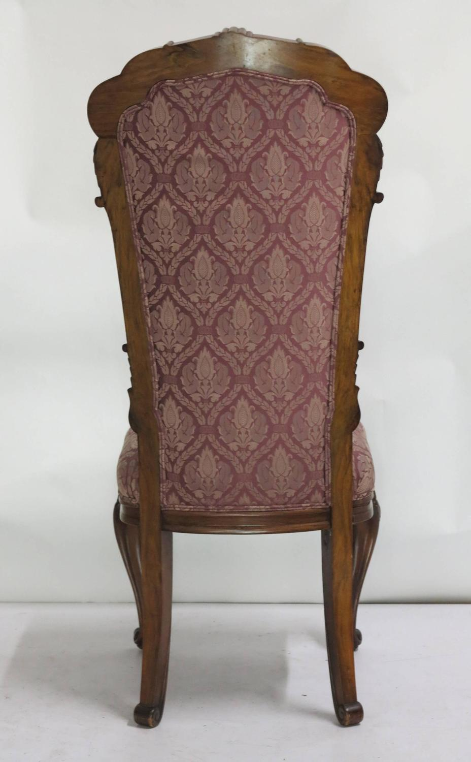 19th Century Louis XV Style Six High Back Dining Chairs For Sale At 1stdibs