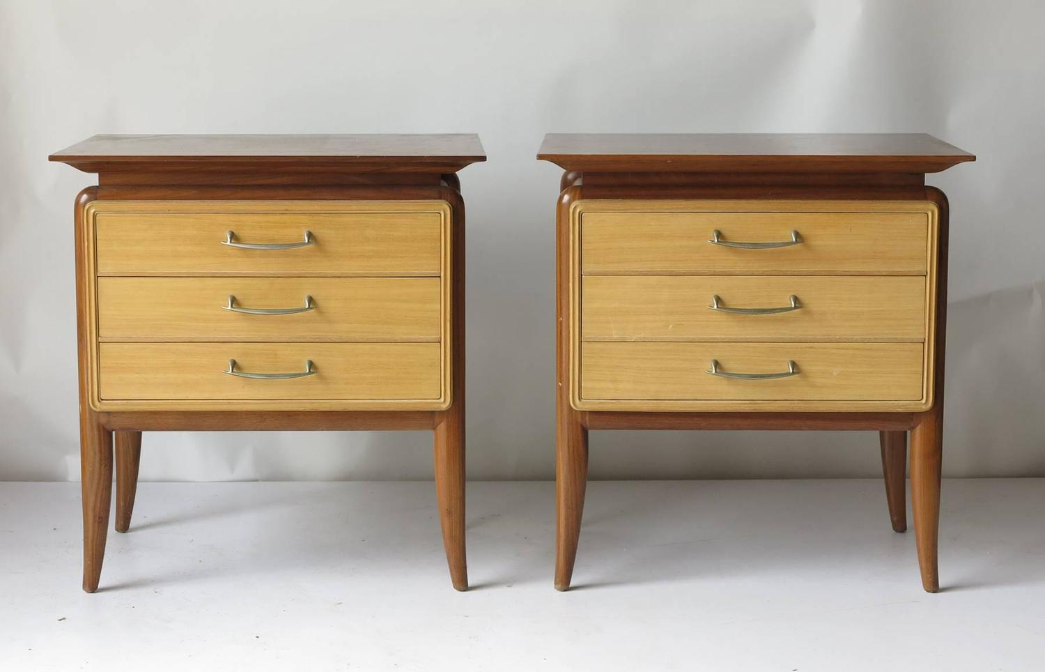 Mid Century Bedroom Set Five Pieces For Sale At 1stdibs