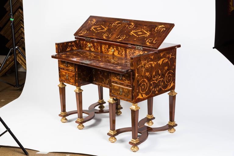 "18th Century French ""Mazarin"" Desk For Sale"