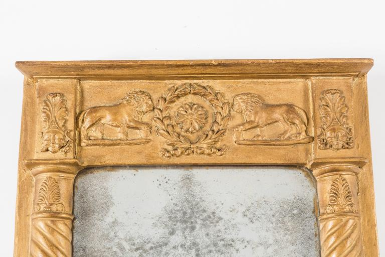 19th Century French Mirror  3