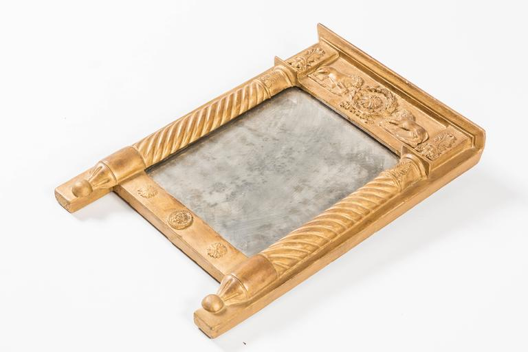 19th Century French Mirror  6