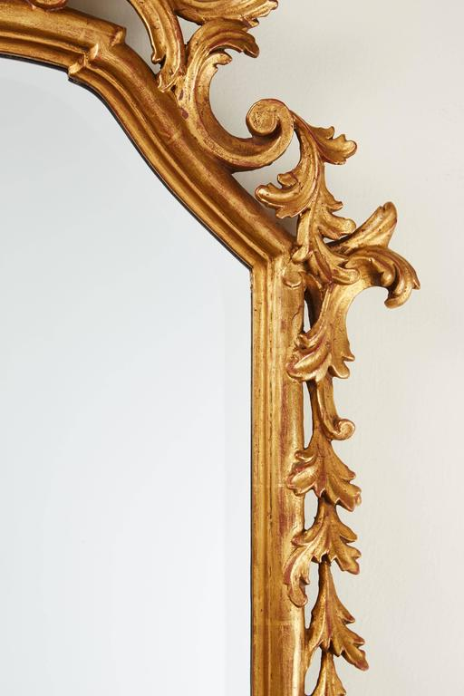 19th Century French Gilded Mirror 3