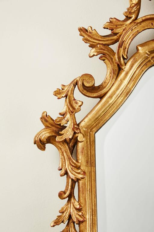 19th Century French Gilded Mirror 5